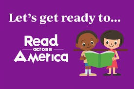 IT'S READ ACROSS AMERICA MONTH!