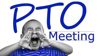 PTO Meeting - June 3 @ 7 PM