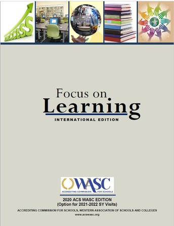 WASC Focus on Learning International Accreditation Manual, 2020 Edition