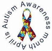 Autism Awareness Week - - -                                                                                     April 18-21, 2017