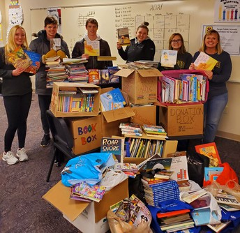 Ben Franklin and North Book Donations