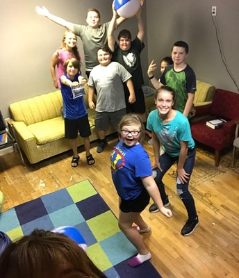 New Youth Group