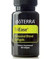 TriEase Seasonal Blend Softgels
