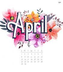 Celebrating April 2021