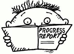 Progress Reports Go Home Fri. 10/11