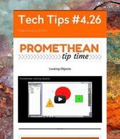 Promethean - Locking Objects
