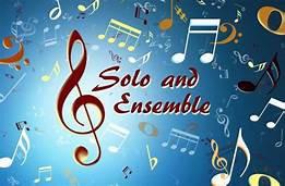 Important Info Regarding Solo and Ensemble