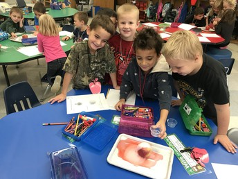 Kindergarten Apple Science