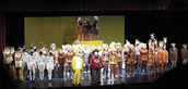 The Cast of the Lion King Jr.