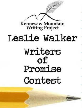 Leslie Walker Writers of Promise Contest (3rd - 12th grade students)