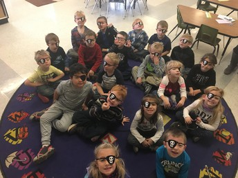 Kindergarten Pirates