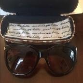 Parker Sunglasses - Black