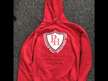 Extra Sweatshirts and Yearbooks for Sale.