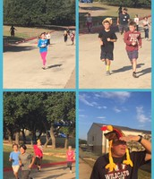 What a great Turkey Trot!