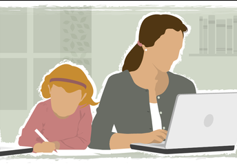 How Parents can Help Their Kids While Managing Distance Learning