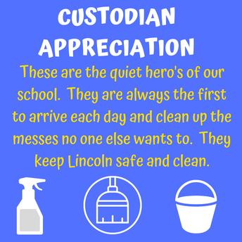 National Custodian Apprecialtion Day