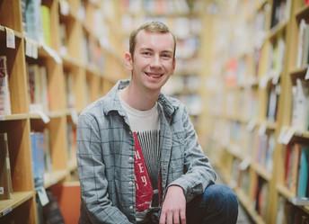 Grad Spotlight: Henry Waxenfelter