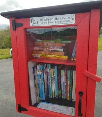 Picture of Free Little Library