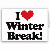 Winter Break December 21st - January 8th