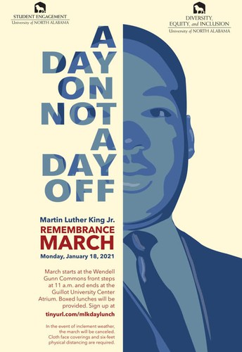 Martin Luther King Jr. Remembrance March
