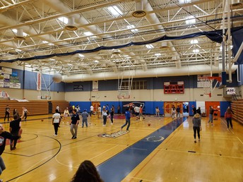 Lunch Time Open Gym