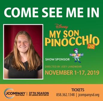 """My Son Pinocchio Jr."""