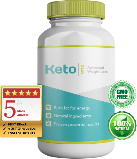 Keto one Advanced Weight Loss Bottle