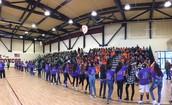 7th Grade Rally!