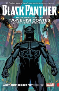 Black Panther, by Ta-Nehisi Coates