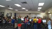 5th grade band pratice