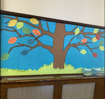 Counselor's Corner - Mrs. Elaine Sheehy, LICSW