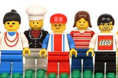 Lego People Donations