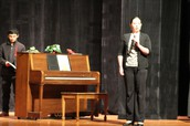 Director and Music Teacher, Cathryn Volk