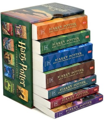 Harry Potter Series - As Read By Rivervue Staff