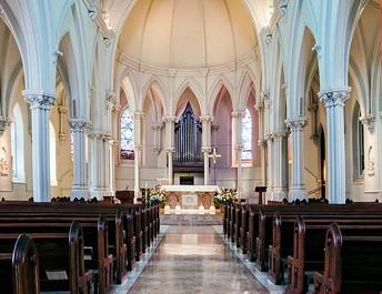 Virtual Mass at St. Thomas of Villanova Parish