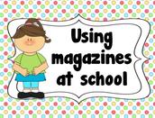 Using Magazines