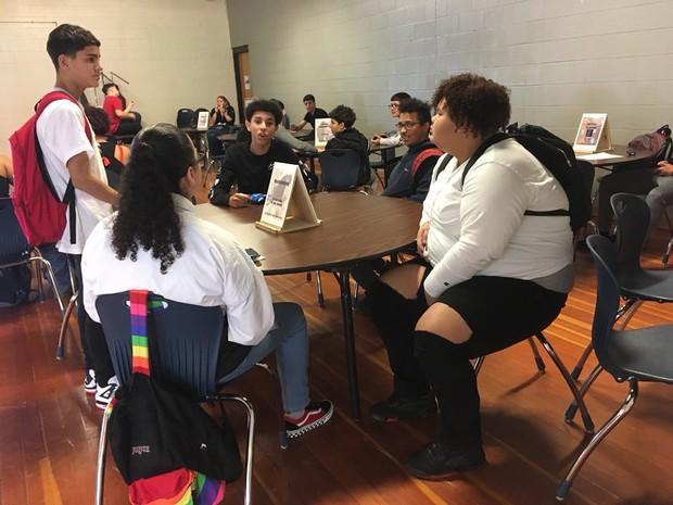 Student-to-Student Mentorship Program Holyoke High School Dean Campus and Holyoke STEM Academy
