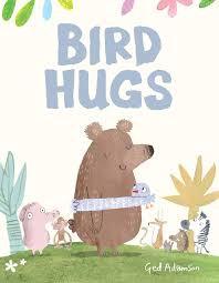 Bird Hugs by Ged Adamson