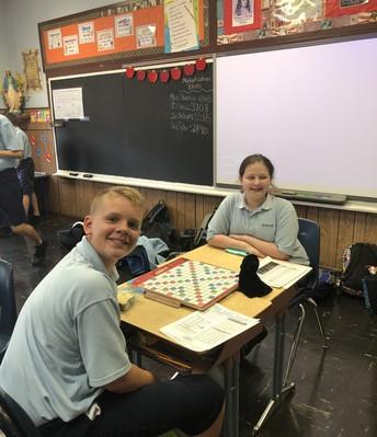 Scrabble Club