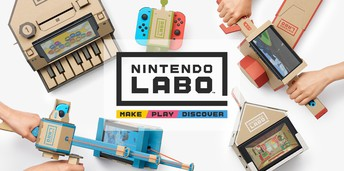 Nintendo Labo creations