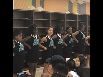 Hulcy STEAM Cheer Squad