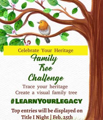 Family Tree Challenge