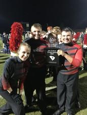 Gators of the Week:  Gator Band Wins Lower State 4A Championship