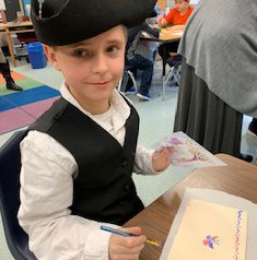 Fourth Grade Brings History to Life