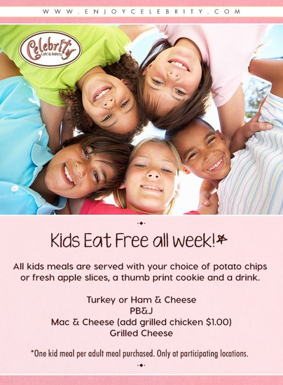 When All Kids Eat For Free >> Kids Eat Free All Week Spring Break Smore Newsletters For Business