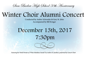 CALLING ALL CONCERT CHOIR ALUMNI