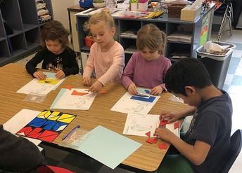 Geometry in Kindergarten
