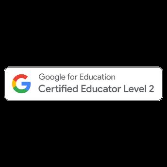 Google Educator Certification Level 2