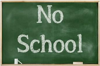 No School - 10/30