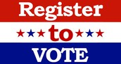 Spring Voter Registration